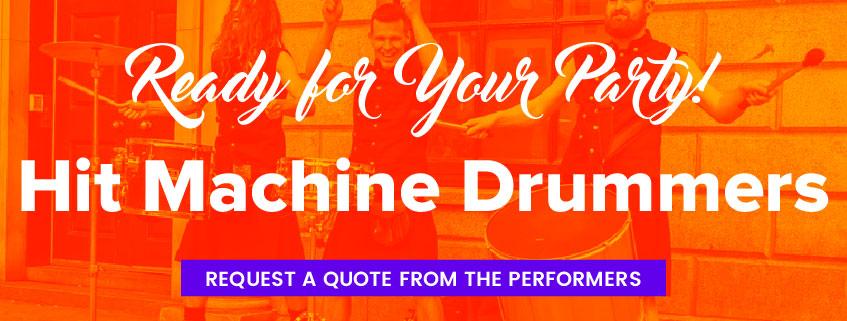 hit machine band