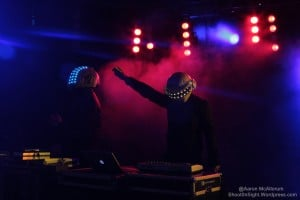 daft punk tribute hands upp