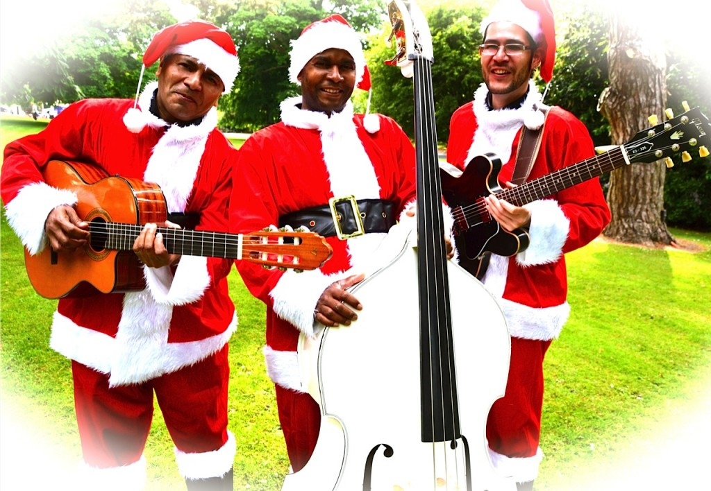 Havana Club Trio does the 3 Wise Men - for hire with Audionetworks