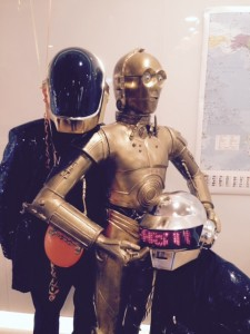 Daft Punk Tribute Act with Audionetworks