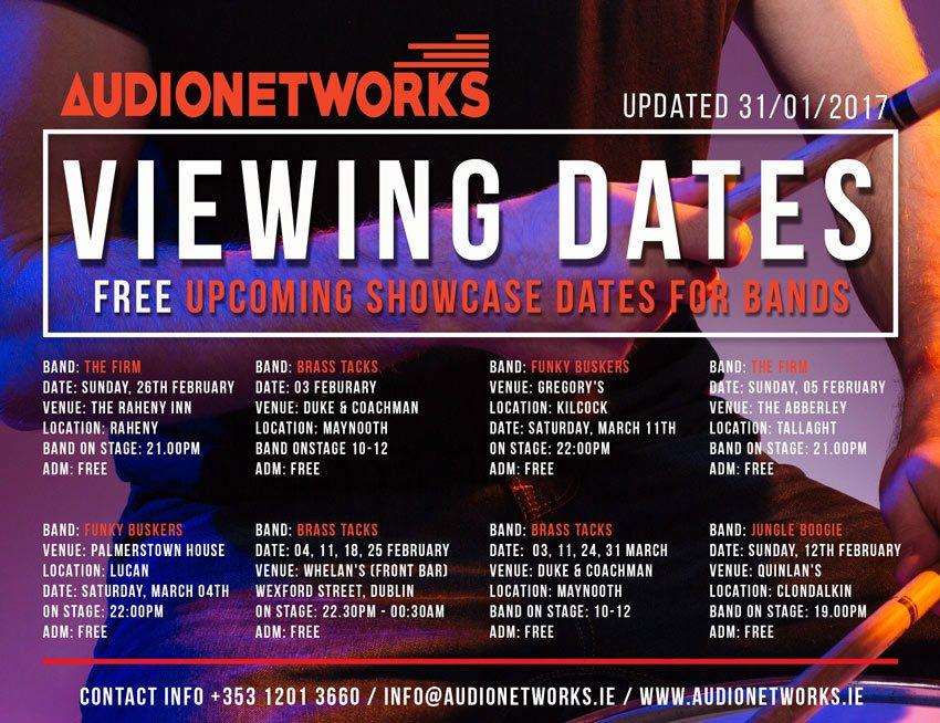 Free Viewing Dates