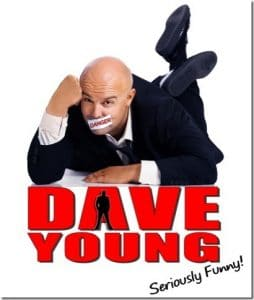 Dave Young Comedian Audionetworks