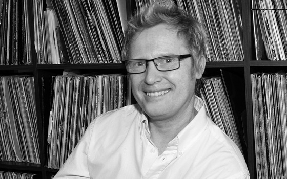 DJ Dave McDonnell