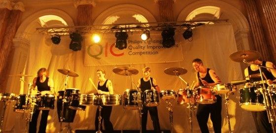 Celtic Drummers