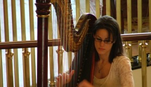 Wedding Entertainment - Harpist for Hire