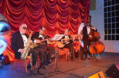 Jazz Band Quartet
