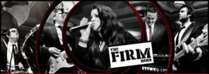 Laura form the Firm Wedding Band