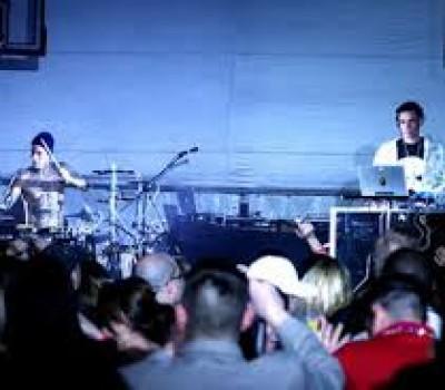 Drummer & DJ Combo