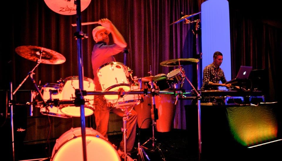 Drummer & DJ Duo