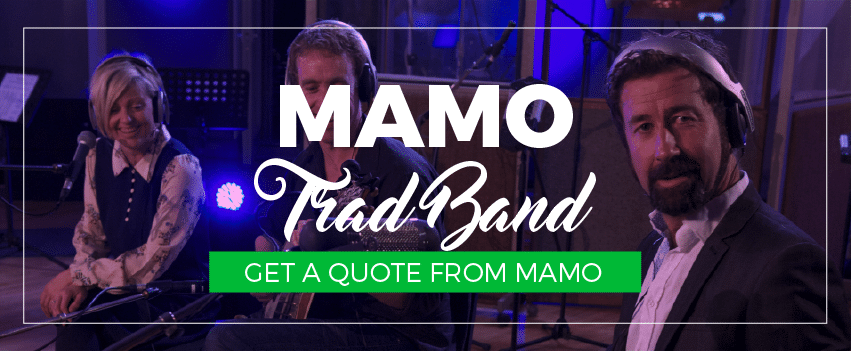 MAMO - the ultimate Irish Trad Band