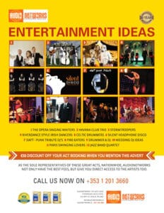 Exclusive Innovative Entertainment DJ Ideas with Audionetworks