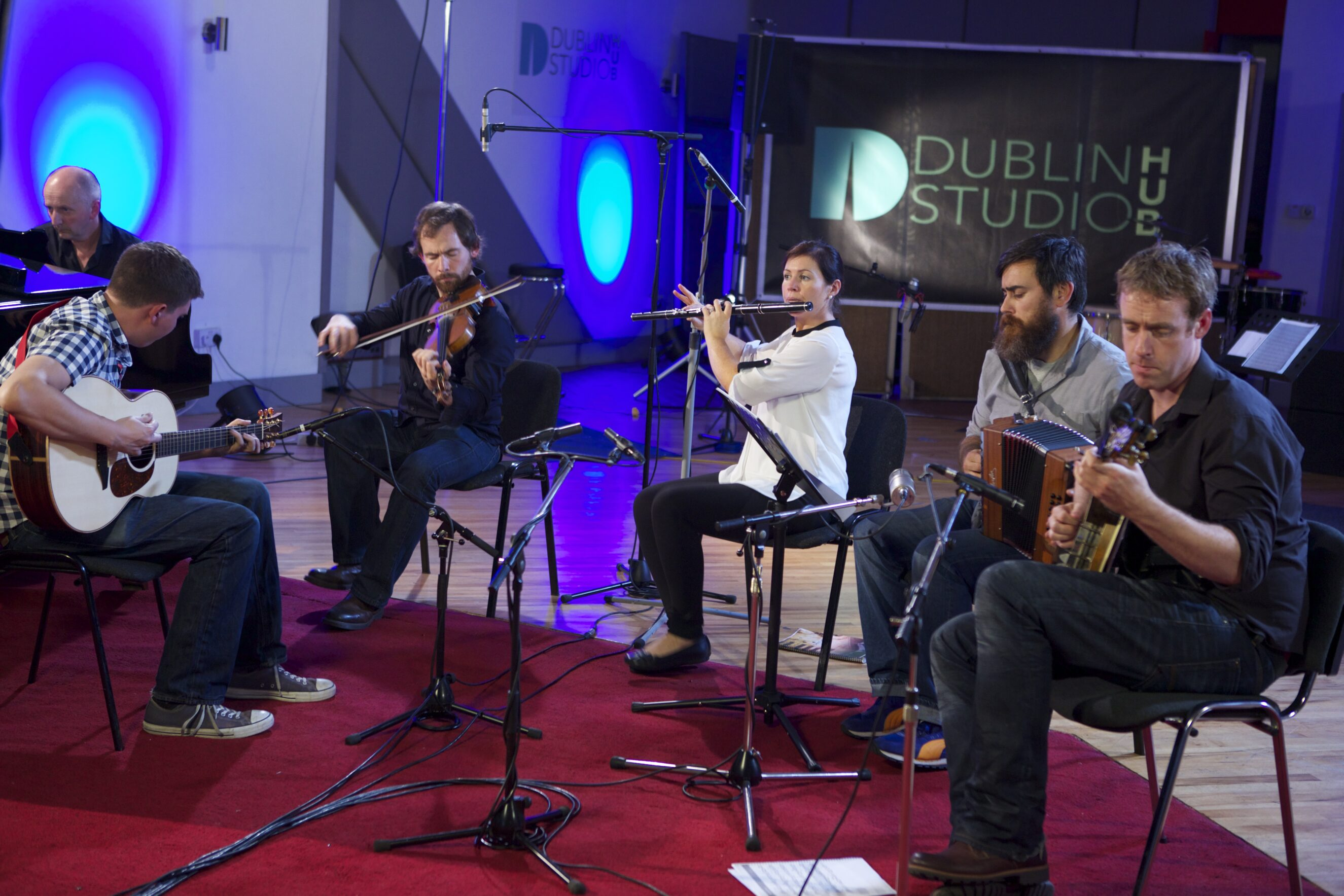 MAMO – the ultimate Irish Trad Band