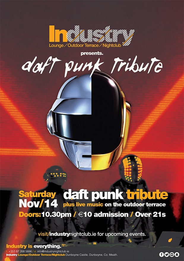 Daft Punk Tribute