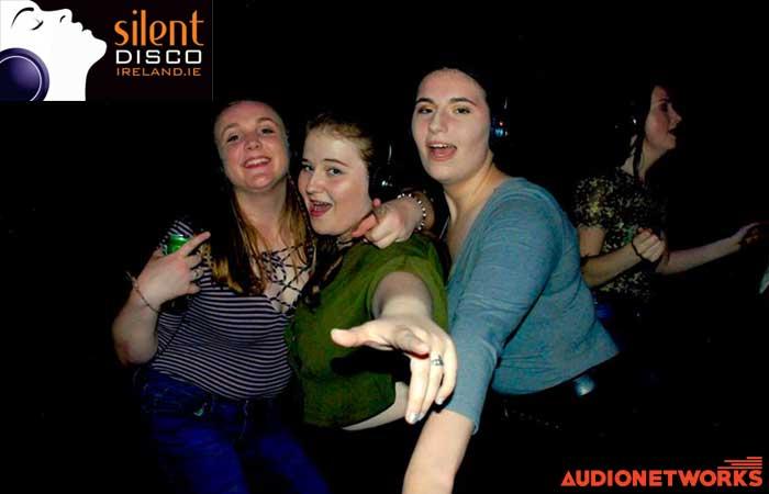 Silent Disco Hire