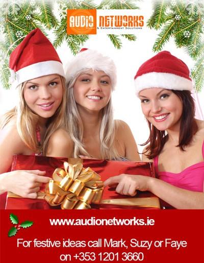 Top Ten Cool Christmas Entertainment Ideas