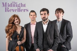 Midnight revellers wedding band