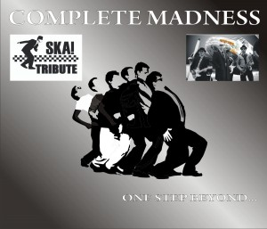 Madness Ska Tribute Act with www.audionetworks.ie