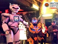 Robot DJ's