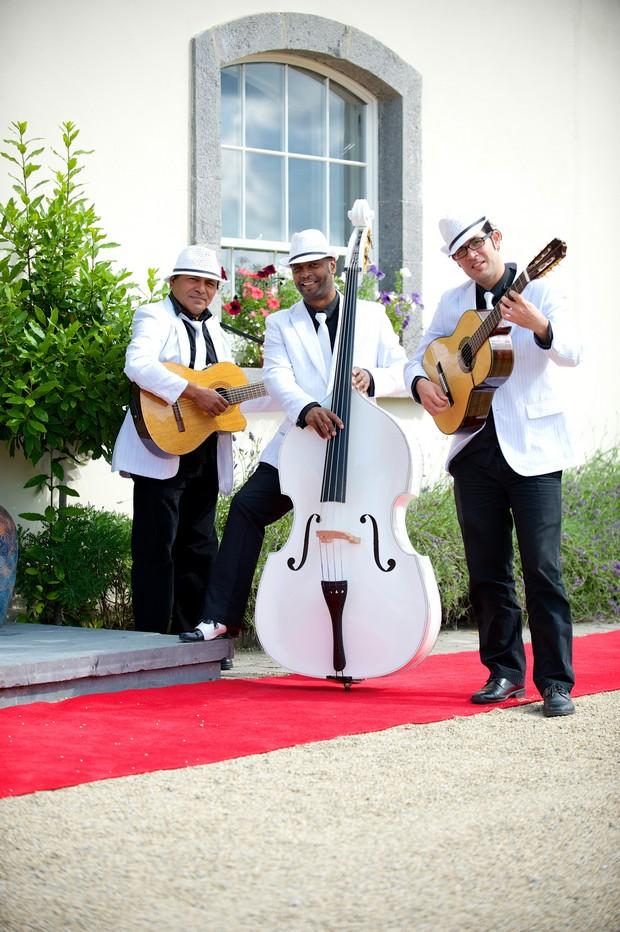 The Havana Club Trio Wedding Music Ireland 2 Singers In THC Colour AudioNetworks