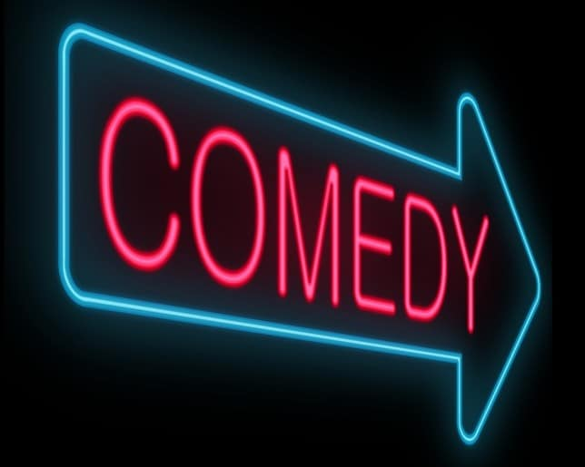 Best Comedy Acts in Ireland