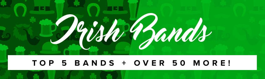 Irish Bands: Traditional Irish Bands for Weddings & Parties!