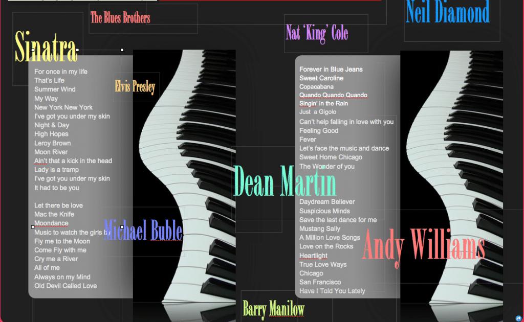 Dean Rogers Swing Singer