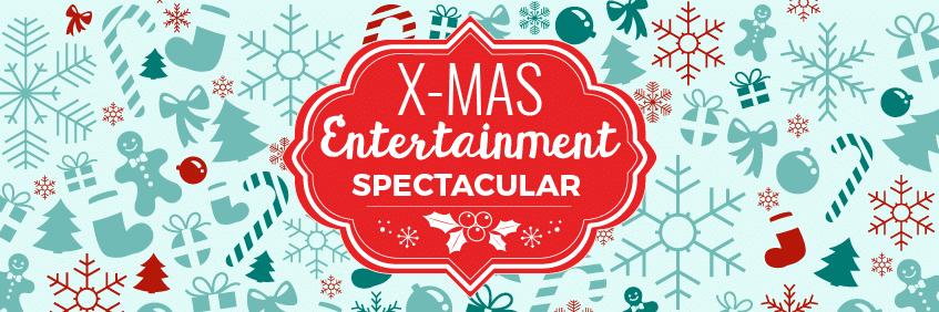 Christmas Entertainment Ideas Spectacular
