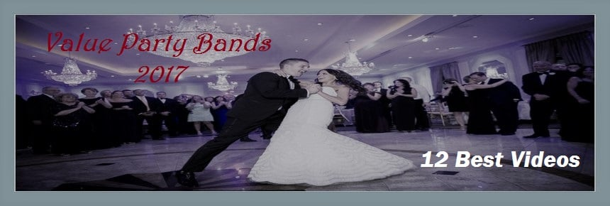 The Best Value Wedding & Party Bands in Ireland - Top 12 Videos