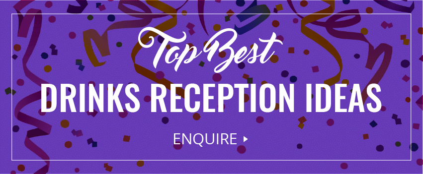 Drinks Reception Ideas 2017 | Wedding Reception Music