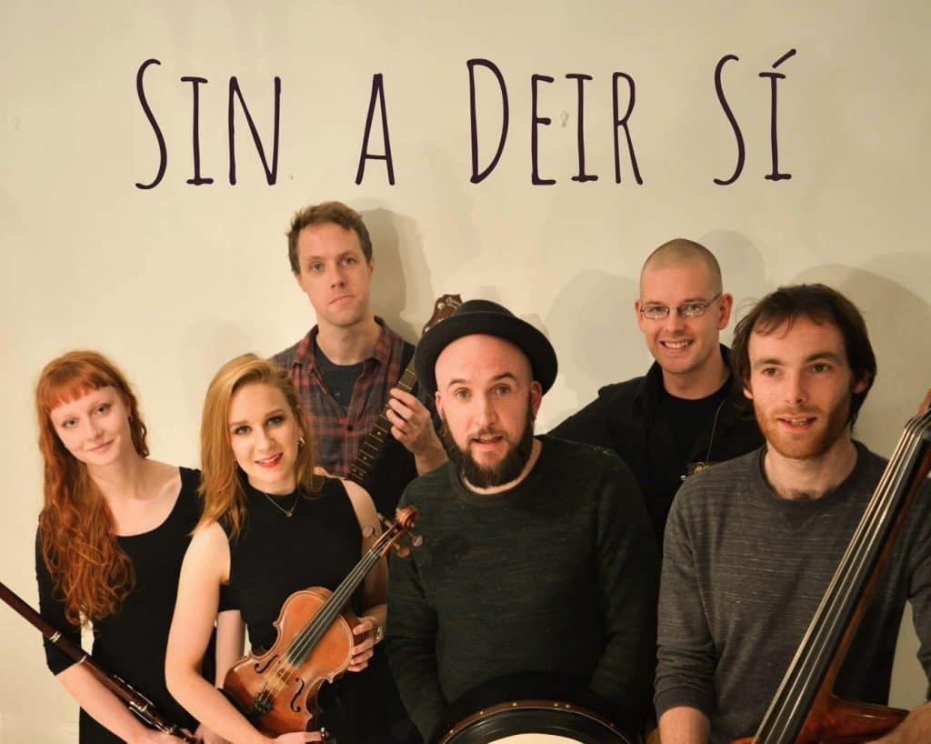 Sin A Deir Sí - Traditional Irish Music