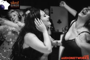 Silent Disco – The new wedding entertainment trend for 2019