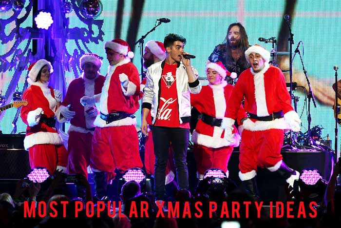The Most Popular Entertainment Ideas for Christmas Parties