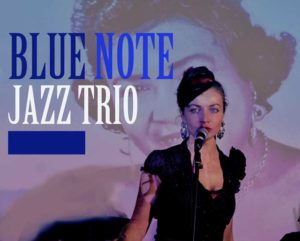 The Blue Note Jazz Trio for Hire