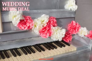 wedding budget music deal package