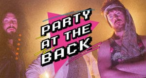 party at the back band