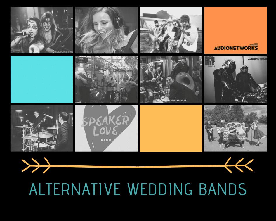 The best alternative Irish wedding entertainment for 2020