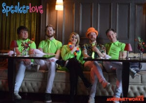 wedding & Party band Speakerlove