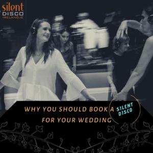 Unique Wedding Entertainment: Silent Disco Party
