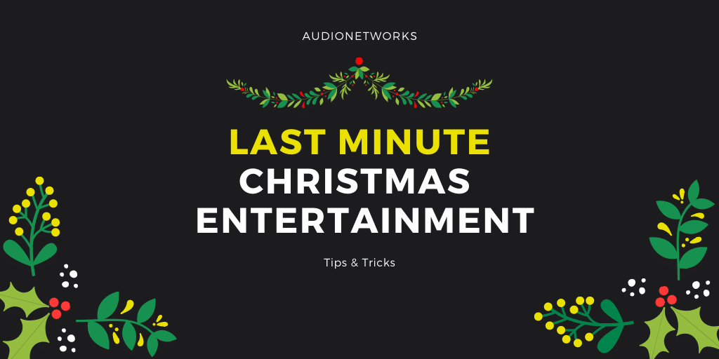 Last minute Christmas Party Entertainment: Booking Tips & Ideas