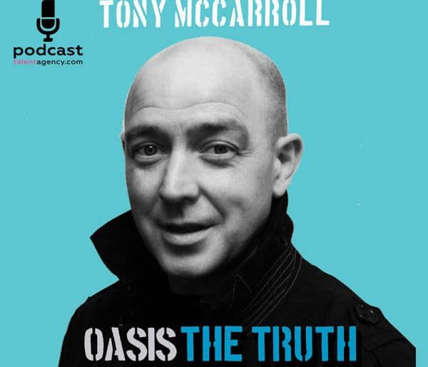 Tony McCarroll – Oasis The Truth Live Podcast Show
