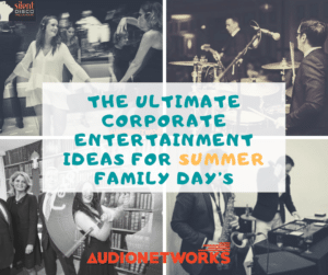 The Ultimate Corporate Entertainment ideas for Summer Family Day's