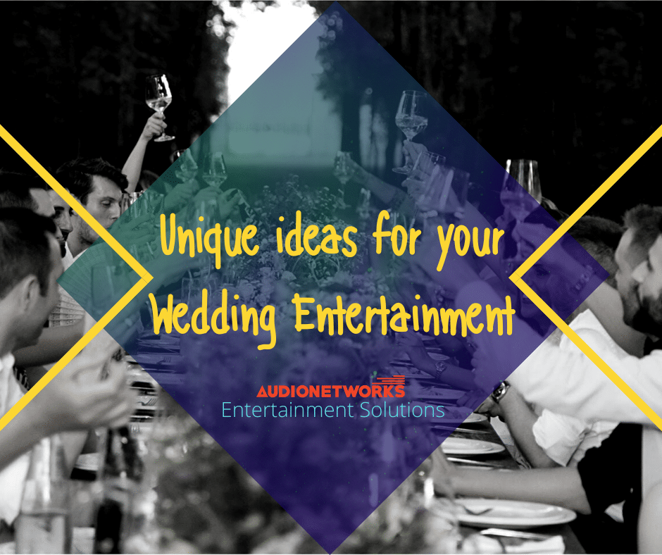 Wedding Day Entertainment Guidelines Ideas Inspiration