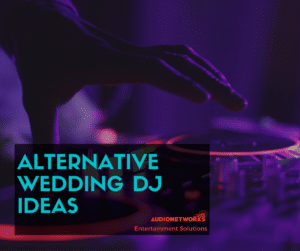 Alternative Wedding DJ Ideas