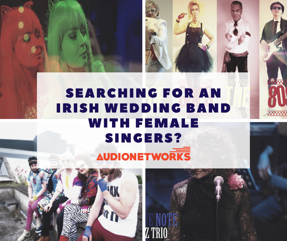 Searching for an Irish Wedding Band with Female Singers?
