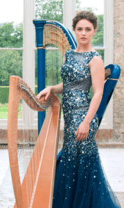 irish harpist for hire with audionetworks