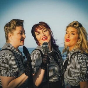 the victory dolls acapella band Audionetworks