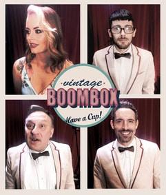 Vintage Boombox